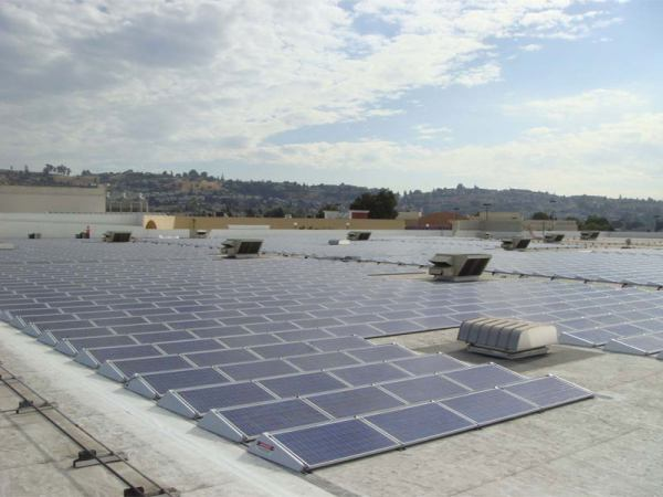 Solar Electric State Roofing Systems California